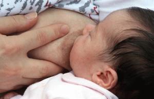 Il latte materno e' determinante nella formazione della flora batterica dei neonati