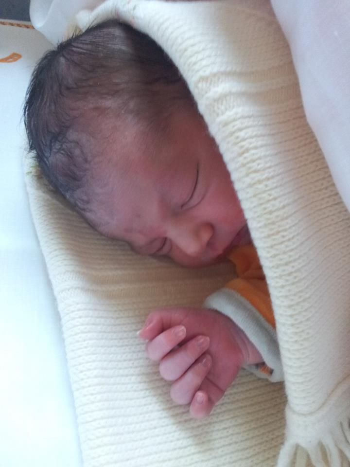 Sophia è nata.