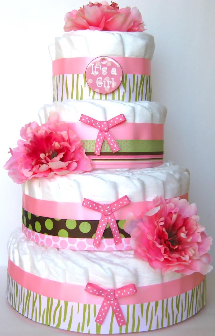 Cosa sono le Diaper Cakes?