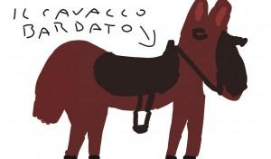 il cavallo bardato