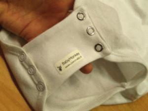 Nuova vita ai vestitini per neonato