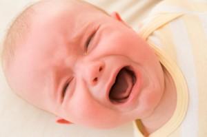 Perchè trasportare in braccio il bambino lo calma?