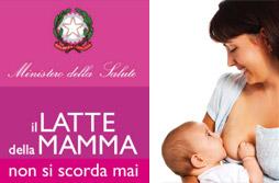 Campagna 2013 per la promozione dell'allattamento al seno